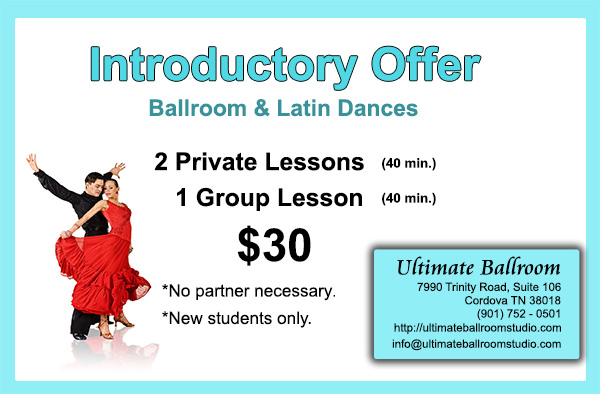 Ultimate Ballroom: Introductory Special